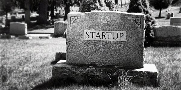 Most start-ups die